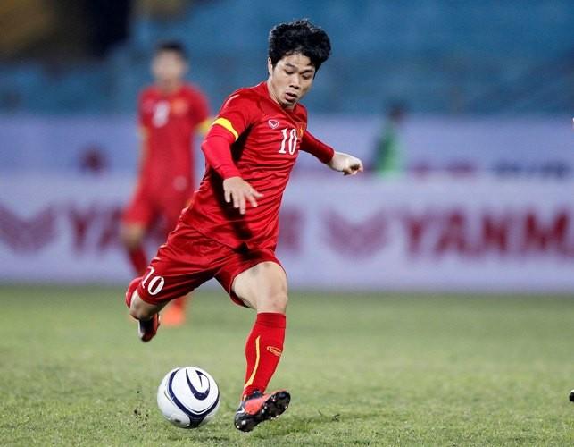 Trận giao hữu thứ ba của U-23 Việt Nam: Hòa Cerezo Osaka (Nhật Bản) 2-2 - ảnh 2