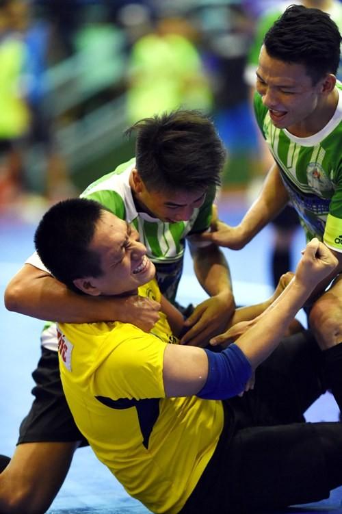 Hải Phương Nam - Phú Nhuận vô địch Futsal Cúp Quốc gia lần I - ảnh 1