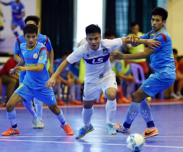 Hải Phương Nam - Phú Nhuận vô địch Futsal Cúp Quốc gia lần I - ảnh 2