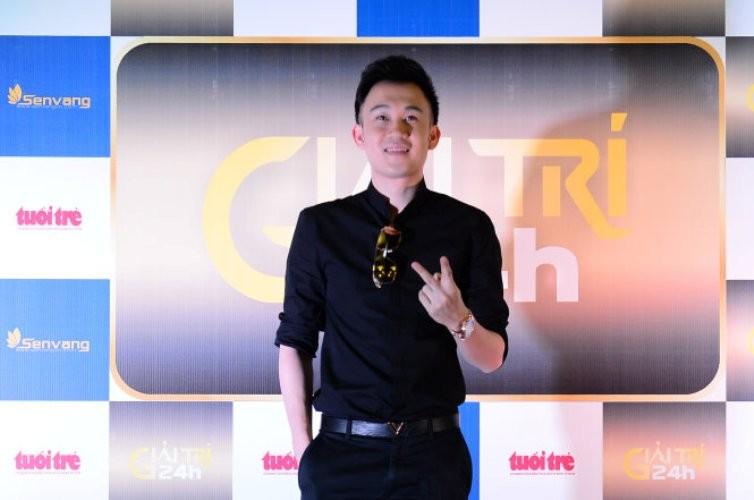 Nghệ sĩ tưng bừng dự ra mắt chương trình Giải trí 24h - ảnh 4