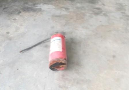 Liên tiếp hai vụ nổ bình chữa cháy trong xe ô tô - ảnh 3