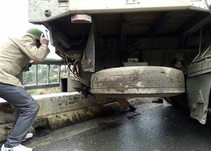 Một CSGT thiệt mạng khi đang phân luồng giao thông - ảnh 1