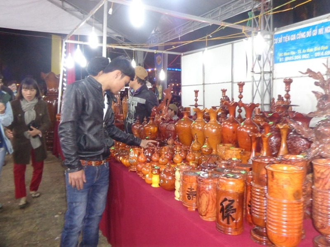 Hơn 300 gian hàng tham gia Hội chợ Xuân Đà Nẵng 2016 - ảnh 3