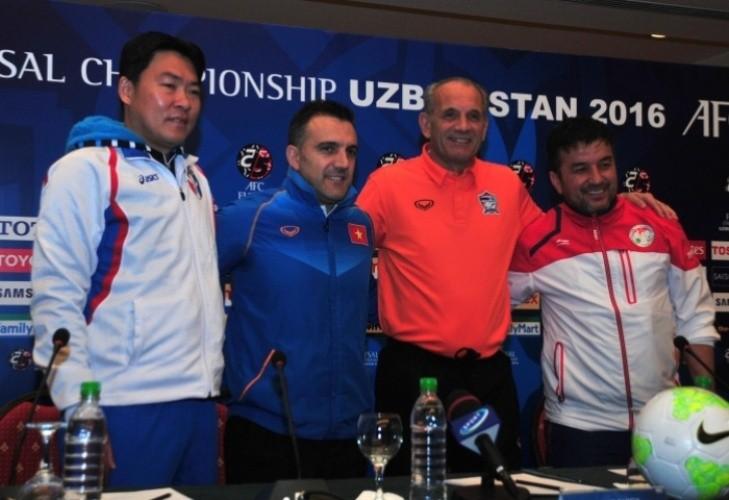 Vòng chung kết Futsal châu Á: Đầu sẽ…xuôi - ảnh 1