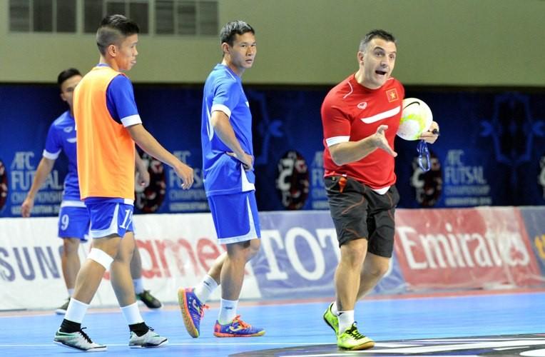 Vòng chung kết Futsal châu Á: Đầu sẽ…xuôi - ảnh 2