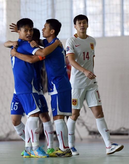 Vòng chung kết Futsal châu Á: Đầu sẽ…xuôi - ảnh 3