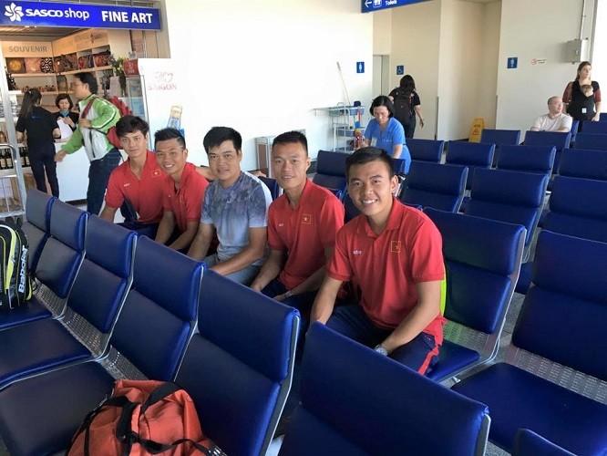 Lý Hoàng Nam làm trụ cột tại Davis Cup - ảnh 2