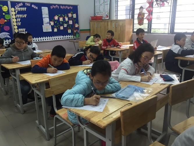 Gần 22.000 học sinh tranh tài ở cuộc thi tiếng Anh - ảnh 1