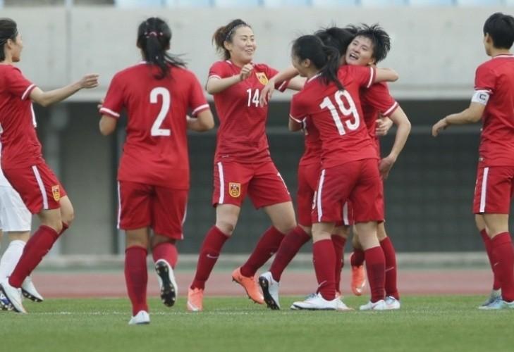 Bóng đã nữ Nhật Bản khép lại giấc mơ Olympic Rio - ảnh 1