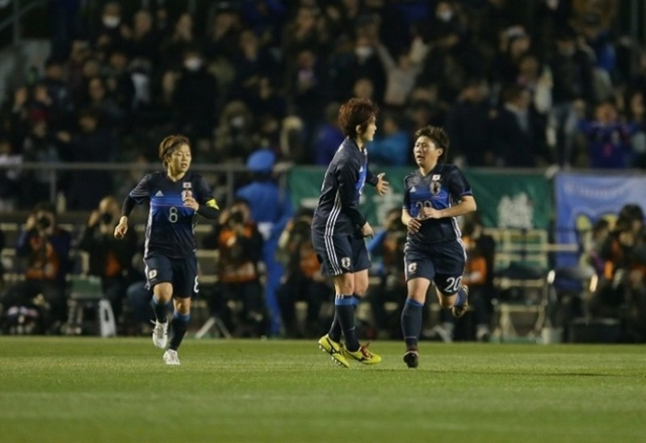 Bóng đã nữ Nhật Bản khép lại giấc mơ Olympic Rio - ảnh 2