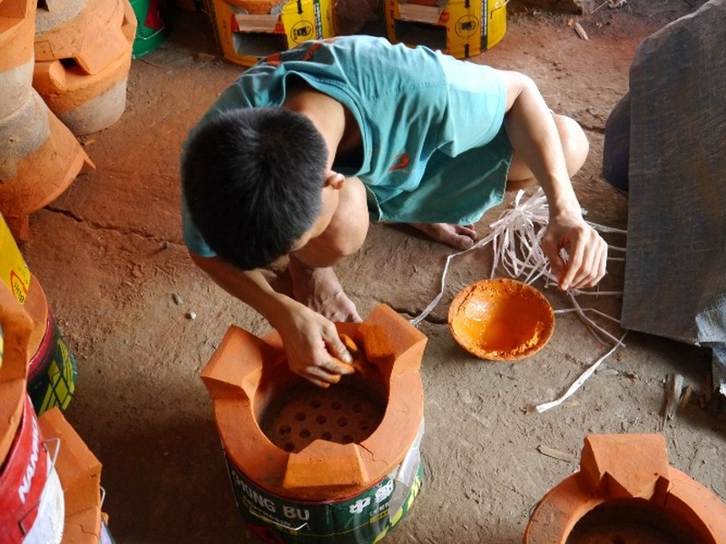Lò gốm cuối cùng ở Sài Gòn - ảnh 11