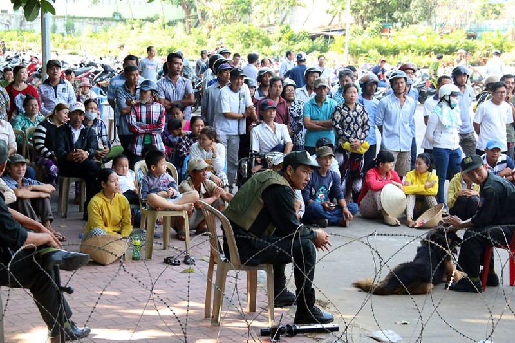 Trùm giang hồ Phú Quốc bình thản khi bị tuyên án tử - ảnh 3