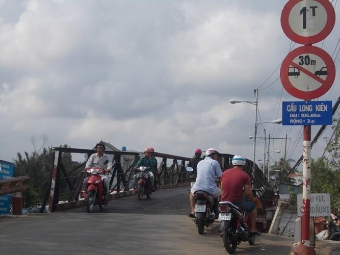 Hơn 900 tỉ đồng xây mới, thay thế 2/4 cầu yếu huyện Nhà Bè - ảnh 2