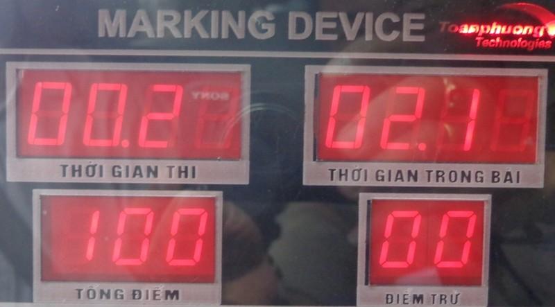 Chỉ 6/10 người đậu bằng xe lái theo cách thi mới - ảnh 3