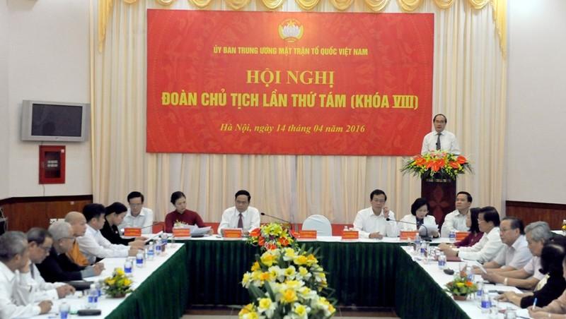 Phân công thêm công tác cho Ủy viên Bộ Chính trị Trương Thị Mai - ảnh 3