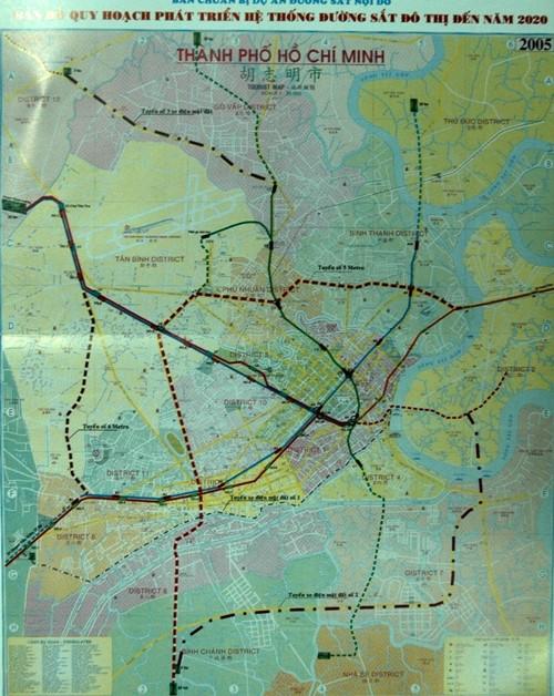 Thẻ đi metro có thể quẹt đi xe buýt - ảnh 1