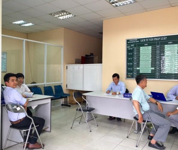 Thêm điểm trợ giúp pháp lý tại TAND TP.HCM - ảnh 2