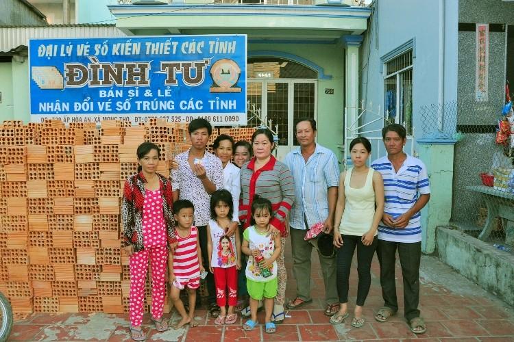 Kỳ án vé số ở Kiên Giang: Bà Tuyết trúng số lần hai - ảnh 1