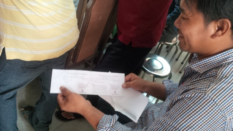 Phó giám đốc trung tâm quỹ đất Đà Nẵng trực tiếp xin lỗi dân - ảnh 3