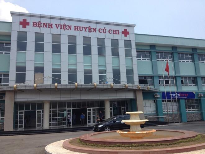 40 bác sĩ tuyến trên đồng loạt về huyện Củ Chi - ảnh 1