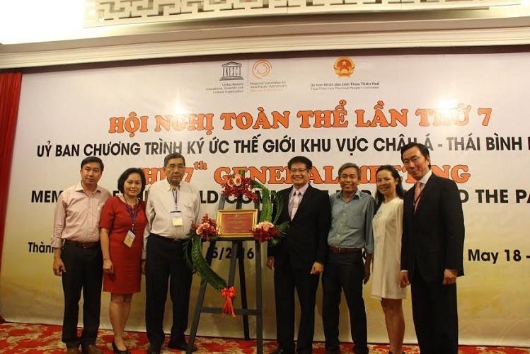 Việt Nam có thêm 2 di sản được công nhận - ảnh 1