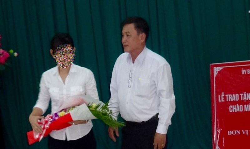 TAND huyện Cần Giờ xin lỗi người phụ nữ 'đánh bạc một mình' - ảnh 1