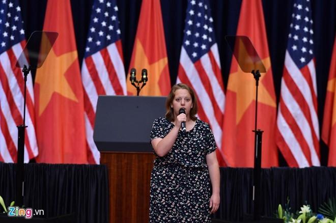 Ông Obama phát biểu tại Hà Nội: 'Từ đây người biết thương người' - ảnh 7