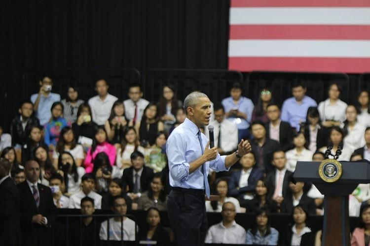 Những điều Tổng thống Obama nhắn gửi giới trẻ Việt Nam - ảnh 6