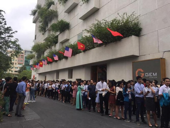 Tổng thống Obama kết thúc tốt đẹp chuyến thăm Việt Nam - ảnh 5