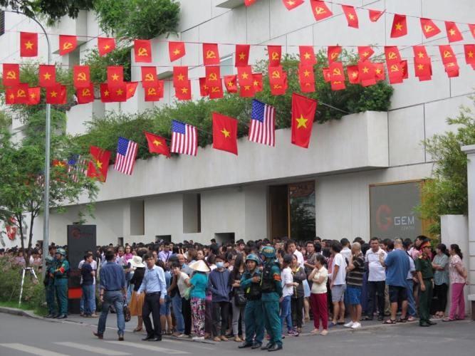 Tổng thống Obama kết thúc tốt đẹp chuyến thăm Việt Nam - ảnh 2