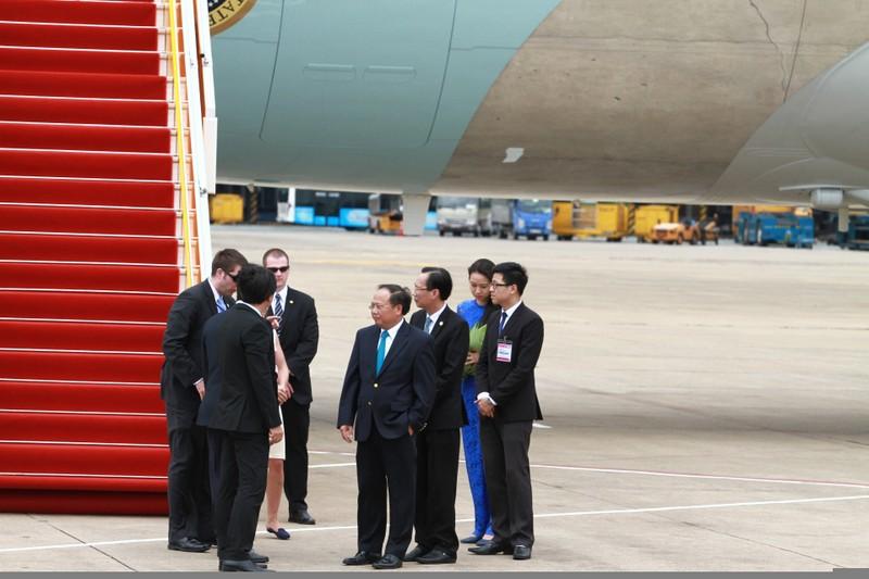 Tổng thống Obama kết thúc tốt đẹp chuyến thăm Việt Nam - ảnh 56