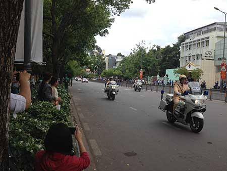 Tổng thống Obama kết thúc tốt đẹp chuyến thăm Việt Nam - ảnh 48