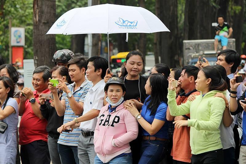 Tổng thống Obama kết thúc tốt đẹp chuyến thăm Việt Nam - ảnh 52