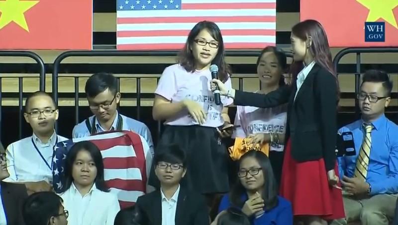 Tổng thống Obama kết thúc tốt đẹp chuyến thăm Việt Nam - ảnh 40