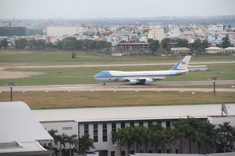 Tổng thống Obama kết thúc tốt đẹp chuyến thăm Việt Nam - ảnh 59