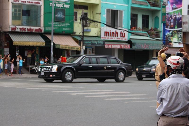 Tổng thống Obama kết thúc tốt đẹp chuyến thăm Việt Nam - ảnh 50