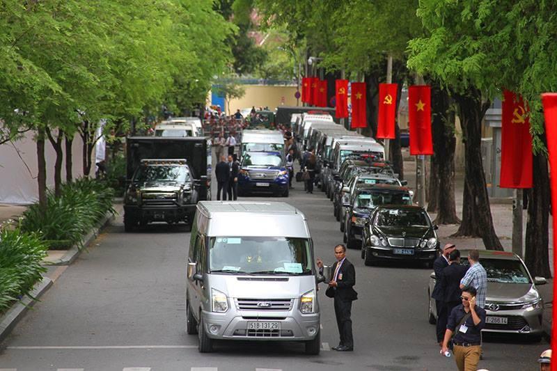 Tổng thống Obama kết thúc tốt đẹp chuyến thăm Việt Nam - ảnh 20