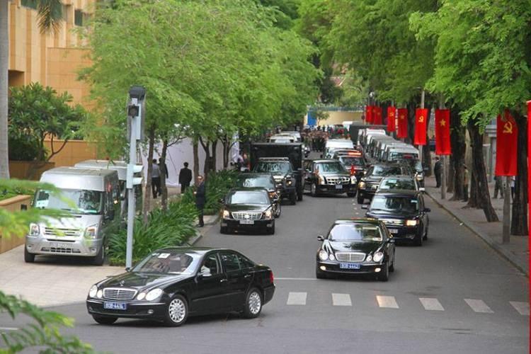 Tổng thống Obama kết thúc tốt đẹp chuyến thăm Việt Nam - ảnh 24