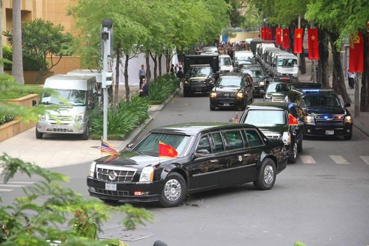 Tổng thống Obama kết thúc tốt đẹp chuyến thăm Việt Nam - ảnh 25