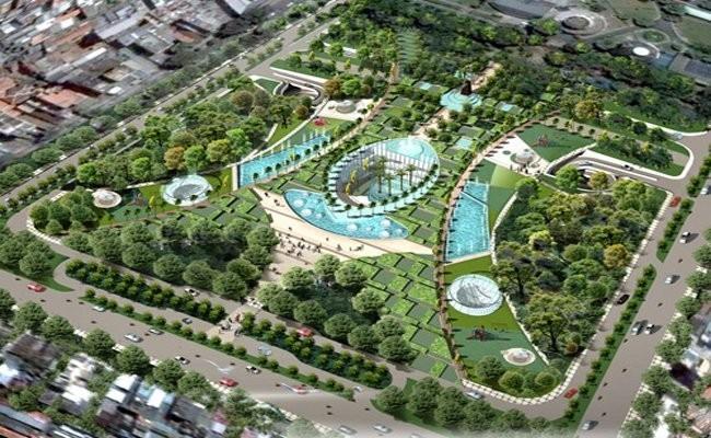 Hà Nội sẽ xây 5 công viên đạt tiêu chuẩn thế giới - ảnh 1