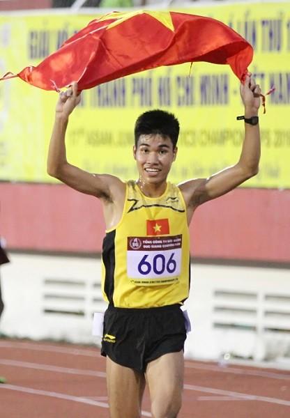 Giải điền kinh trẻ Châu Á: Việt Nam giành 2 huy chương ngày thi cuối - ảnh 1