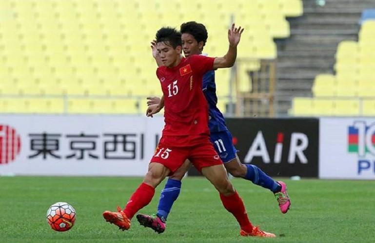 Ngược dòng ngoạn mục, U-21 Việt Nam giành HCĐ Nations Cup - ảnh 1