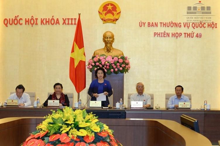 Tháng 7 sẽ bầu các chức danh Chủ tịch nước, Thủ tướng và Chủ tịch Quốc hội - ảnh 1