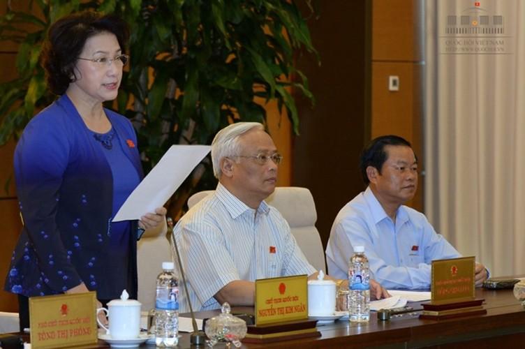 Tháng 7 sẽ bầu các chức danh Chủ tịch nước, Thủ tướng và Chủ tịch Quốc hội - ảnh 2