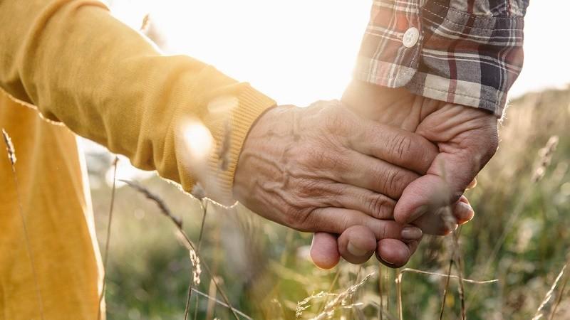 vợ chồng lâu năm