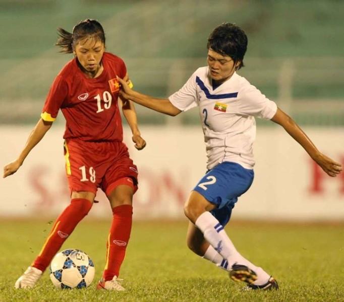 Tuyển thủ nữ Việt Nam