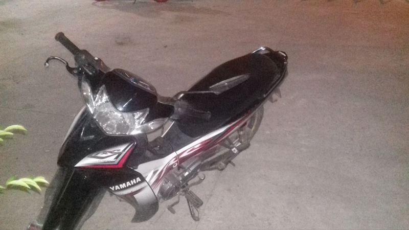Tên trộm xe máy bị người dân 'tặng' trận đòn nhớ đời - ảnh 1