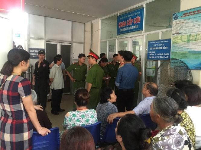Bí thư Tỉnh ủy và chủ tịch HĐND Yên Bái bị bắn đã tử vong  - ảnh 5