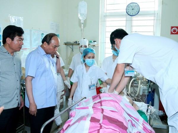 Bí thư Tỉnh ủy và chủ tịch HĐND Yên Bái bị bắn đã tử vong  - ảnh 1