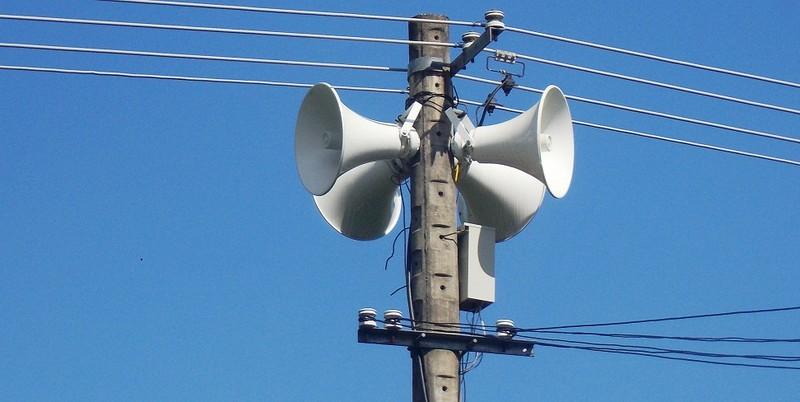Đài truyền thanh phường bị nhiễu sóng Trung Quốc - ảnh 1